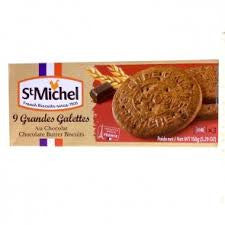 St Michel Chocolate Butter Cookies - 150gr