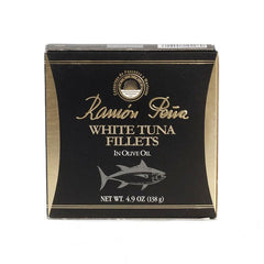 Ramon Pena - White Tuna Belly in Olive Oil - 111g / 3.54 oz