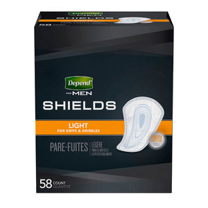 Depend Shields & Guards For Men