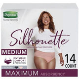 Depend Silhouette Classic Underwear for Women