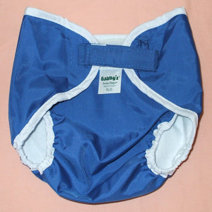 Adult Pool Pant Swim Diaper (Velcro)-Washable