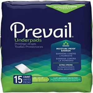Prevail Underpads