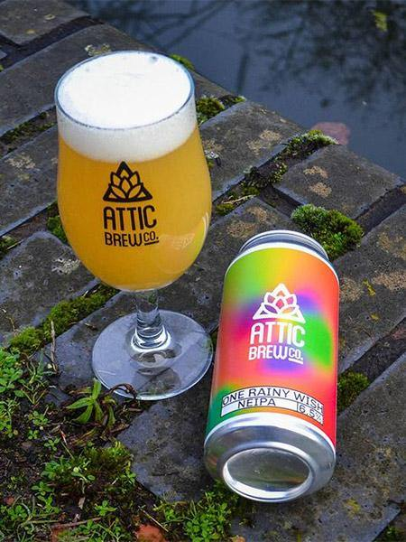Attic Brew Co - One Rainy Wish - The Craft Bar