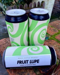Brass Castle - Fruit Lupe - Sabro & Coconut - The Craft Bar