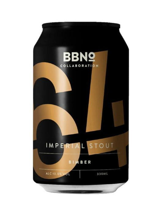 Brew by Numbers - 64 - Bimber Imperial Stout - Craft Beer - The Craft Bar