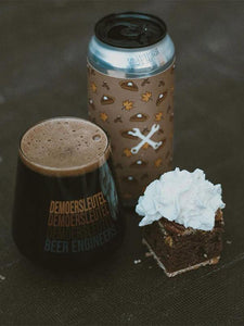 De Moersleutel - Maple Pecan Pie - Freeze Distilled Imperial Stout - The Craft Bar