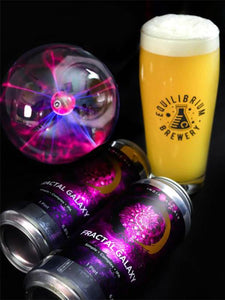 Equilibrium - Fractal - Motueka Galaxy - New England IPA - American Beers - The Craft Bar