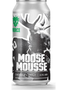 Fierce Beer - Moose Mousse - Chocolate Stout - Craft Beer - The Craft Bar