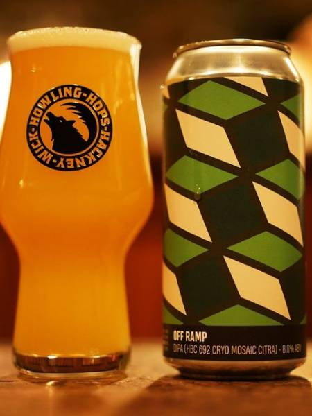 Howling Hops - Off Ramp