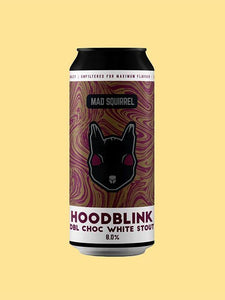 Mad Squirrel - Hoodblink - Double Chocolate White Stout - The Craft Bar