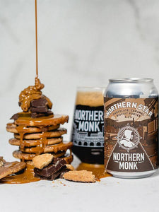 Northern Monk - Northern Star - Chocolate Caramel and Biscuit Porter - Craft Beer - The Craft Bar