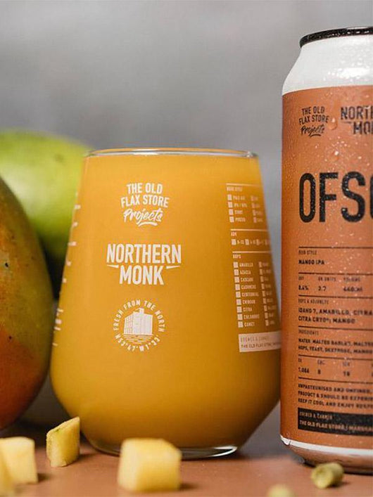 Northern Monk - OFS23 - Mango Double IPA - The Craft Bar