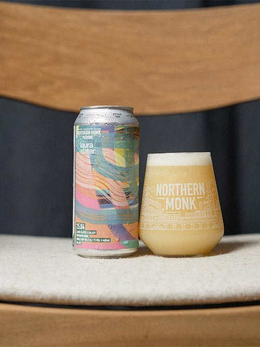 Northern Monk - Patrons Project - Laura Slater - Single Hop Galaxy - Craft Beer - The Craft Bar