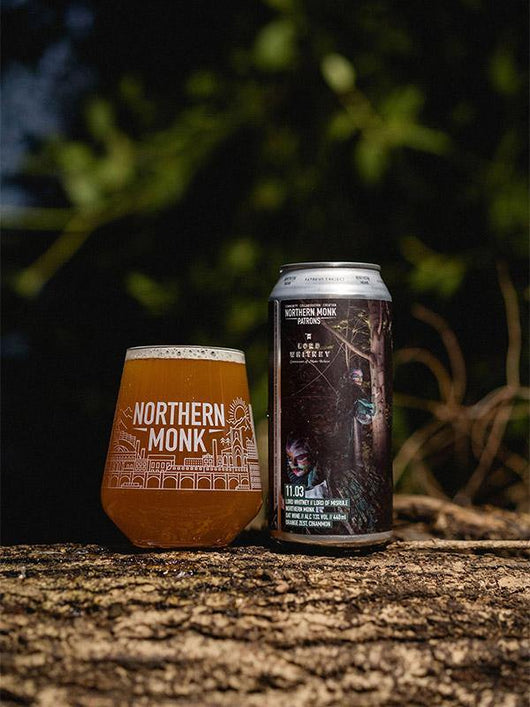 Northern Monk - Patrons Project - Lord Whitney - Oat Wine - Craft Beer - The Craft Bar
