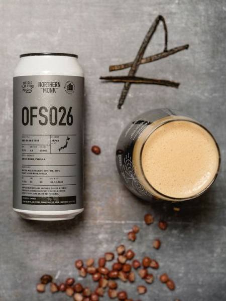 Northern Monk - OFS026 - Red Bean Stout