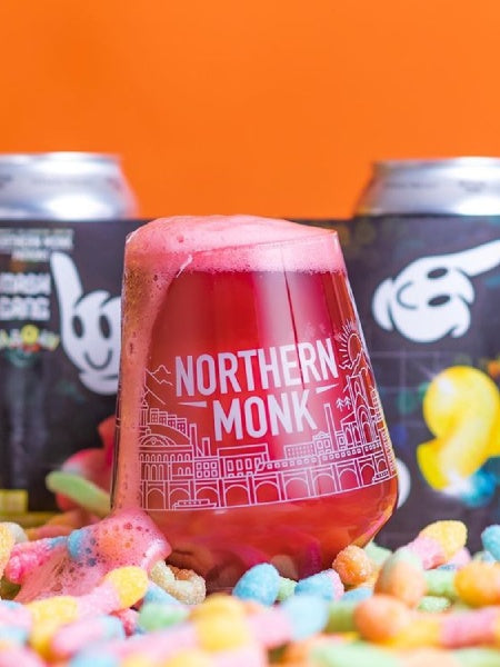 Northern Monk - Patrons Project 28.03 LeiMai - Gary's Fizzy Army - Fruited Berliner Weisse