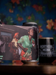 Northern Monk - Patrons Project 30.01 - Lanre Bakare - From Bradford To The World - Foreign Extra Stout