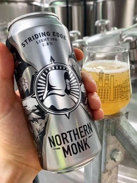 Northern Monk - Striding Edge - The Craft Bar