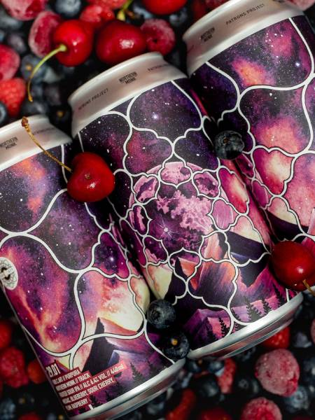 Northern Monk x Track - Patrons Project 29.01 Purpura - Fruited Sour IPA