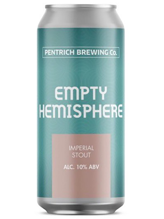 Pentrich Brewing Co - Empty Hemisphere - Imperial Stout - Craft Beer - The Craft Bar