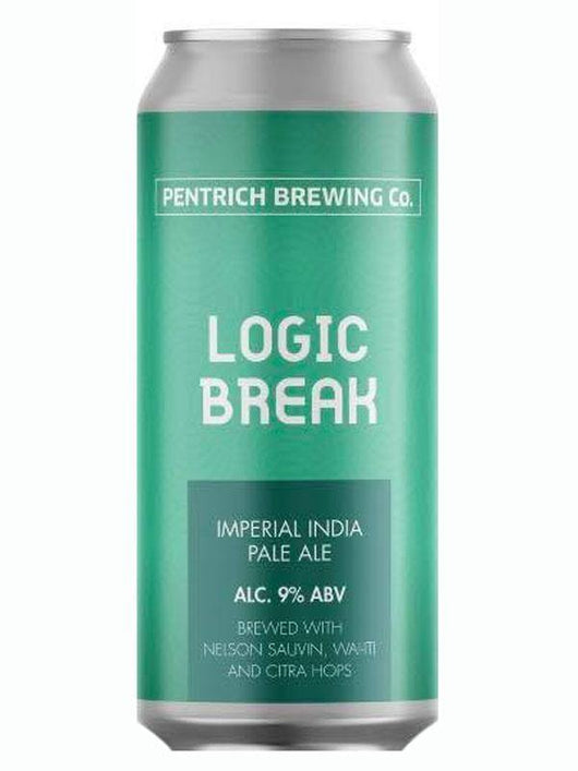 Pentrich Brewing Co - Logic Break - Imperial IPA - IIPA - DIPA - Craft Beer - The Craft Bar
