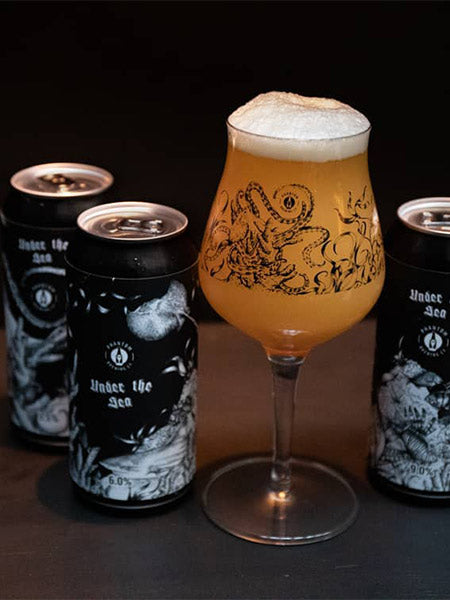 Phantom Brewing Co - Under The Sea - Galaxy Lactose IPA