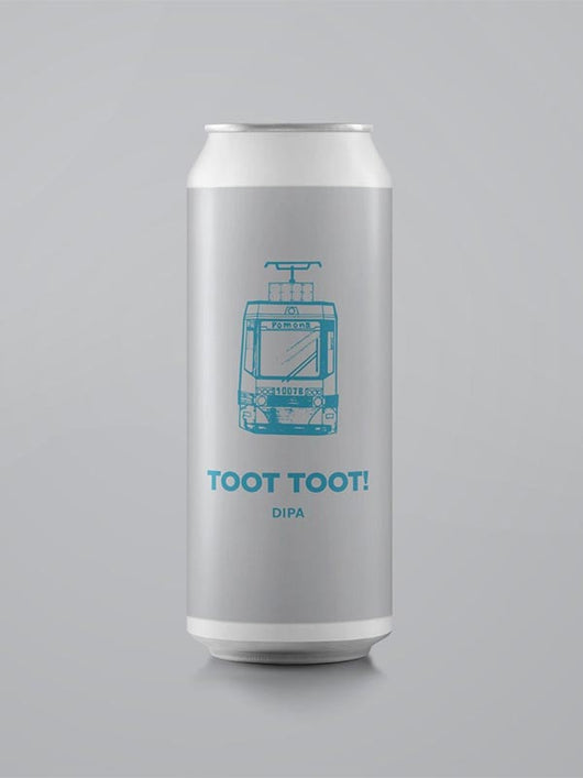 Pomona Island - TOOT TOOT - Double IPA - Craft Beer - The Craft Bar