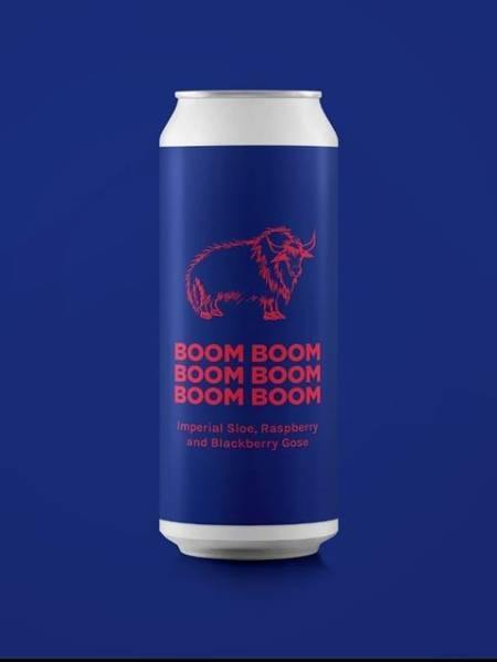 Pomona Island - BOOM BOOM BOOM BOOM BOOM BOOM - The Craft Bar