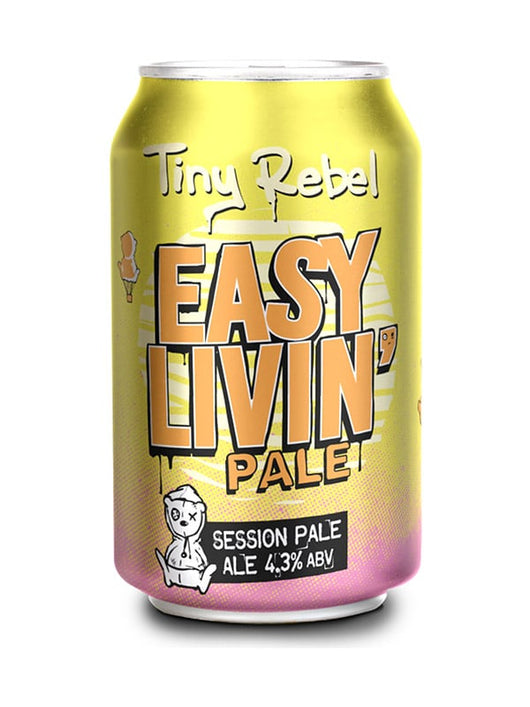 Tiny Rebel - Easy Livin - Pale Ale - Craft Beer - The Craft Bar