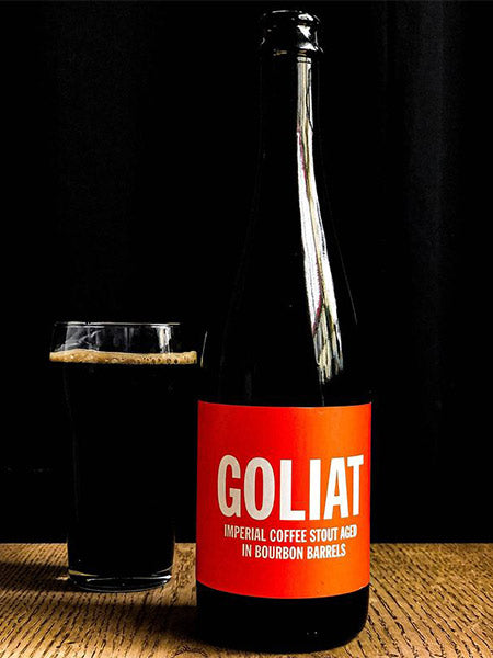 To Ol - Goliat Bourbon Barrel Aged