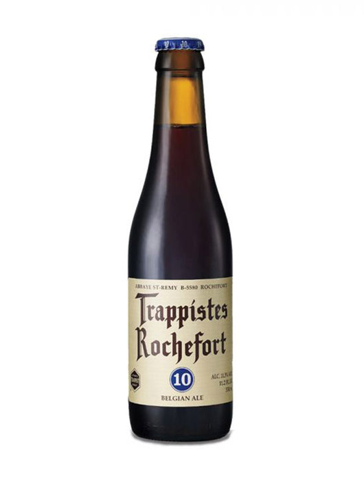 Trappistes Rochefort 10 - Trappist Beer - Belgian Beers - The Craft Bar