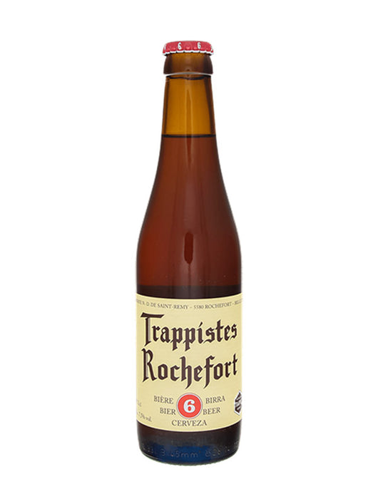 Trappistes Rochefort 6 - Trappist Beer - Belgian Beers - The Craft Bar