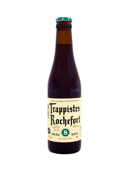 Trappistes Rochefort 8 - Trappist Beer - Belgian Beers - The Craft Bar