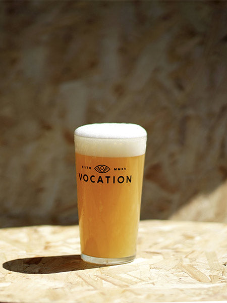 Vocation Conical Pint Glass
