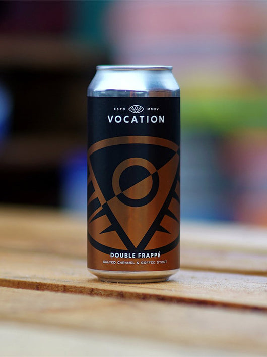 Vocation - Double Frappe - Salted Caramel and Coffee Imperial Stout - The Craft Bar