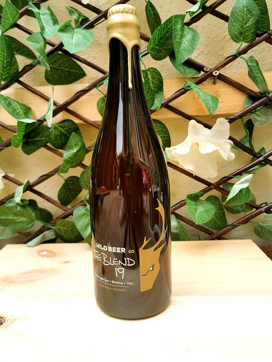 Wild Beer Co - The Blend 2019 - Sour - Craft Beer - The Craft Bar