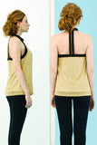 CATALINA TOP - GOLD