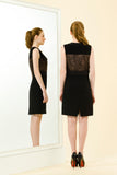 YASMIN DRESS - BLACK