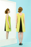 GEM DRESS - YELLOW