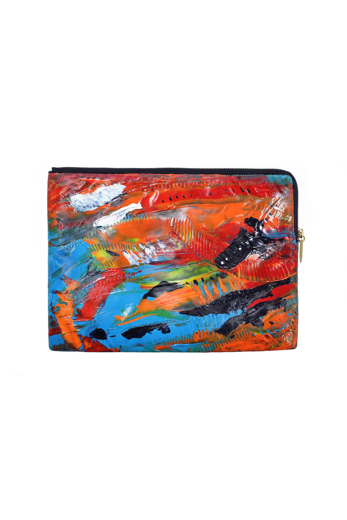 HYSTERIA ART CLUTCH