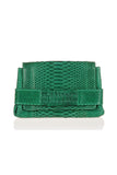 Green Phyton Nina clutch