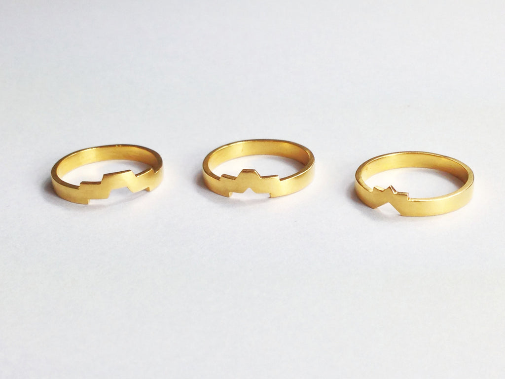 SIROCCO RING SET
