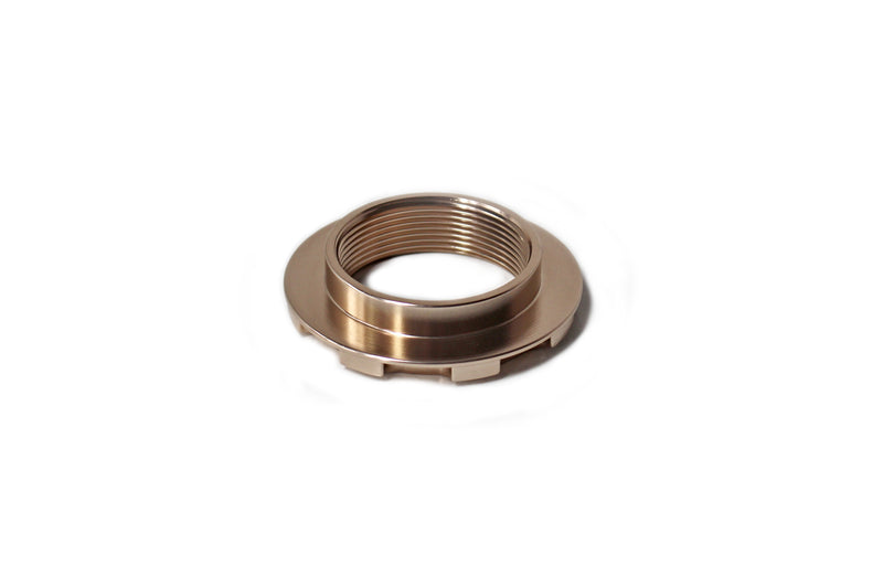 BC Racing Spring Seat Nut (Gold 53mm) - BR/DS/RM/ER/HM/ZR Series