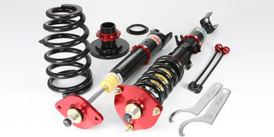 BC Racing Coilover Kit V1-VS - Toyota COROLLA AE92/AE93 87 - 92