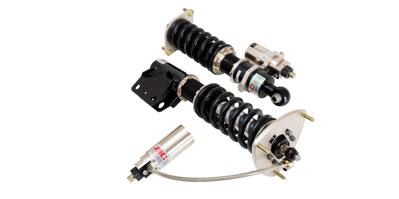 BC Racing Coilover Kit ZR - Subaru WRX STi SEDAN GVB/GVF 11 - 14