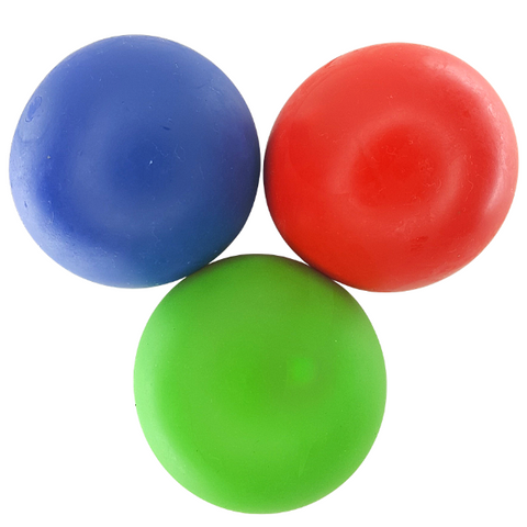 Color Changing Stress Ball Gel Insides Squishy 2.75 in
