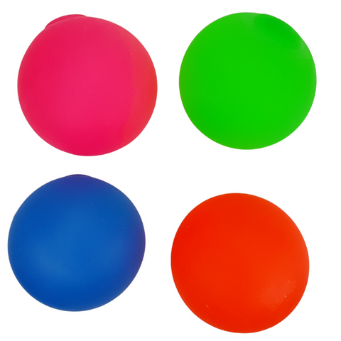 Jelly Stress Ball 3 in Squeezable Dough Like