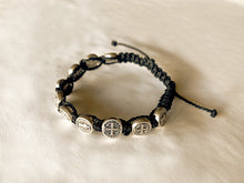 Load image into Gallery viewer, Saint Benedict Bracelet