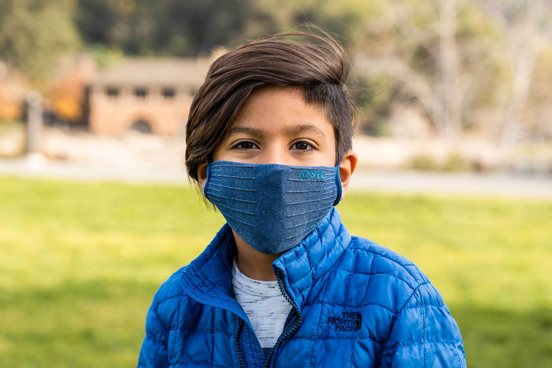 Kids' Cloth Mask Outer Shell