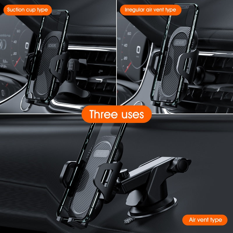 Licheers Car Cell Phone Holder